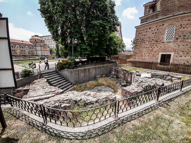 Sofia 49 Największe atrakcje Sofii, czyli co warto zobaczyć w stolicy Bułgarii