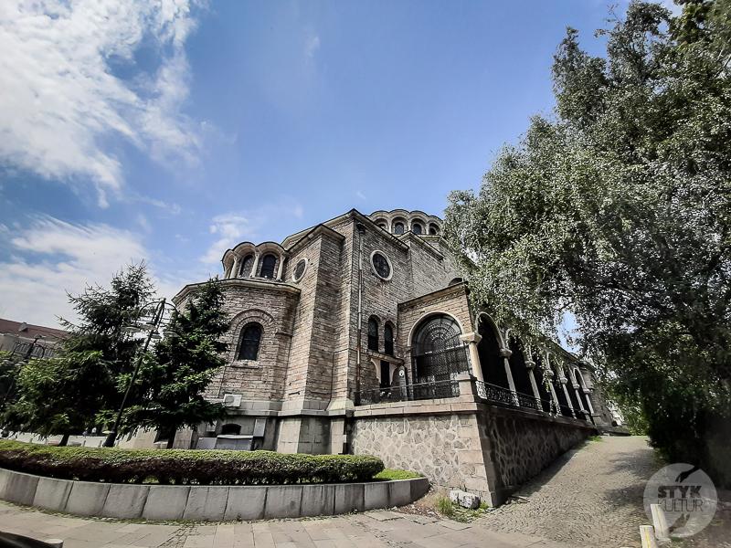 Sofia 57 Największe atrakcje Sofii, czyli co warto zobaczyć w stolicy Bułgarii