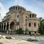 Sofia, Bułgaria, Cerkiew św. Niedzieli