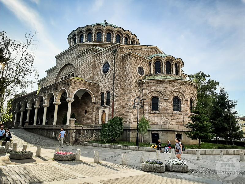Sofia 62 Największe atrakcje Sofii, czyli co warto zobaczyć w stolicy Bułgarii