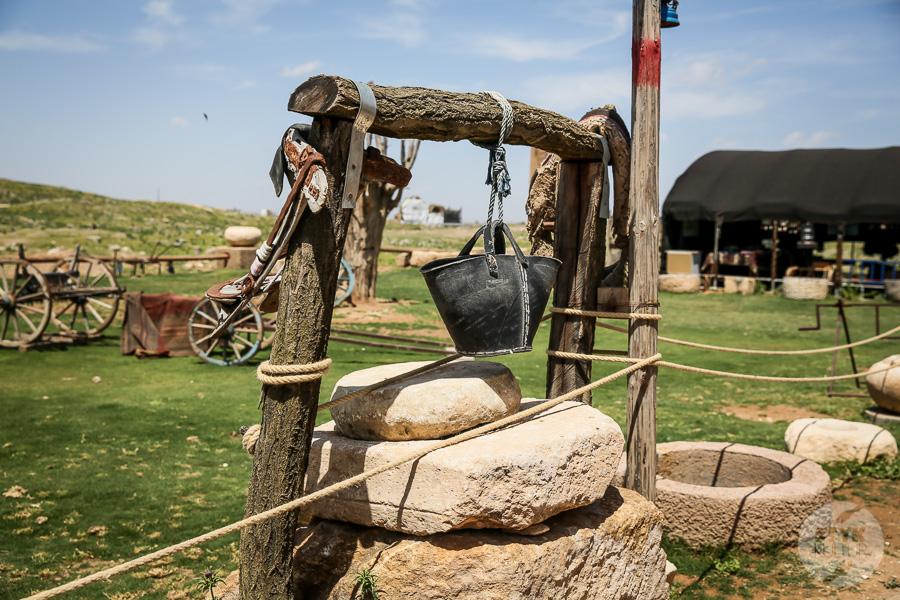 Piatek 9089 Starożytny Harran i niezwykłe domy ule [południowo wschodnia Turcja]