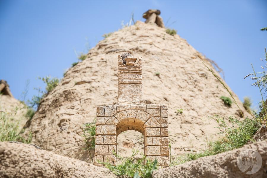 Piatek 9123 Starożytny Harran i niezwykłe domy ule [południowo wschodnia Turcja]