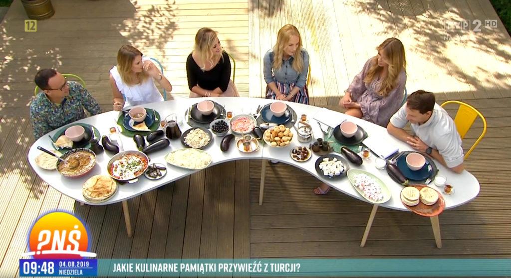 pns2 1024x558 Styk Kultur o tureckiej kuchni w Pytaniu na śniadanie w TVP2