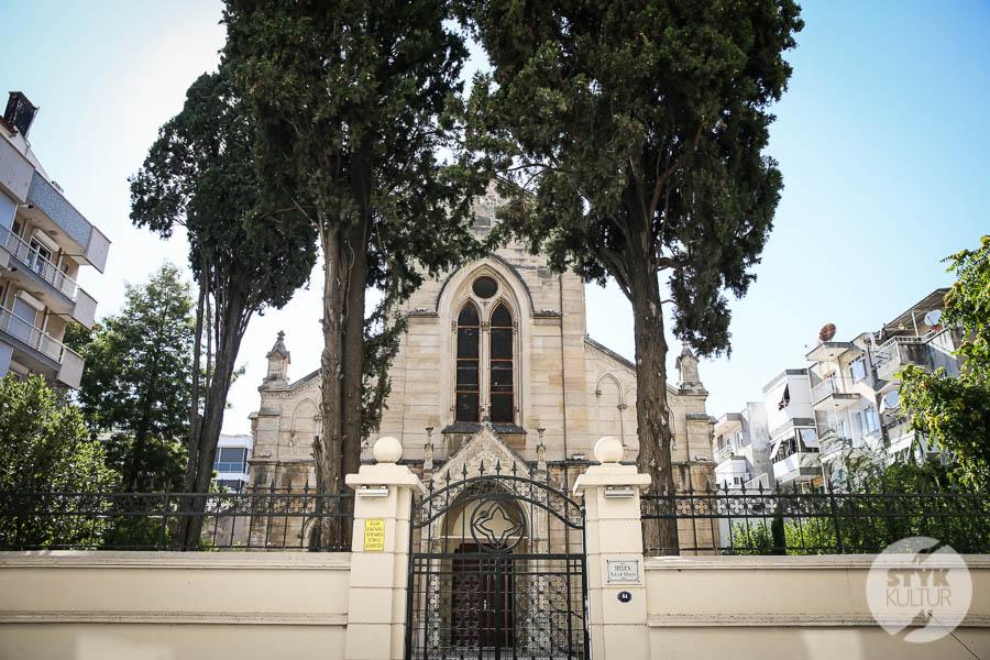 DO7A9940 Karşıyaka   lewantyńskie rezydencje, willa żony Atatürka oraz domy sakız