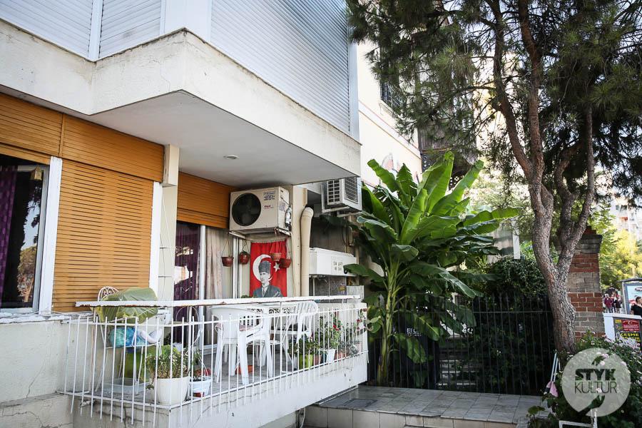 DO7A9955 1 Karşıyaka   lewantyńskie rezydencje, willa żony Atatürka oraz domy sakız