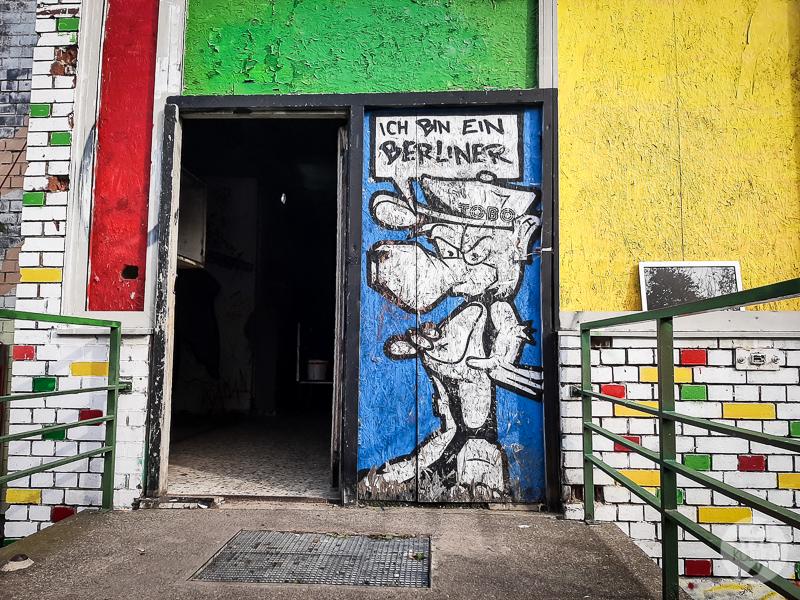 Berlin 12 of 39 City break w Berlinie – Ampelmann, Teufelsberg, wege Currywurst i inne przyjemności!