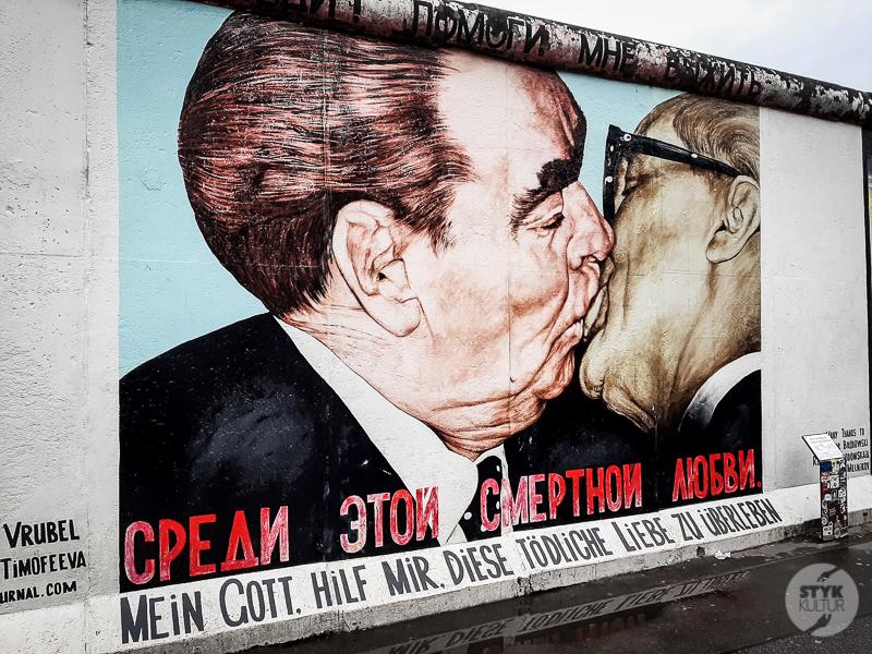 Berlin 31 of 39 9 listopada 2019   30. rocznica upadku muru berlińskiego
