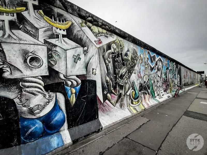 Berlin 32 of 39 9 listopada 2019   30. rocznica upadku muru berlińskiego