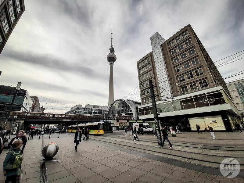 Berlin 49 of 28 City break w Berlinie – Ampelmann, Teufelsberg, wege Currywurst i inne przyjemności!