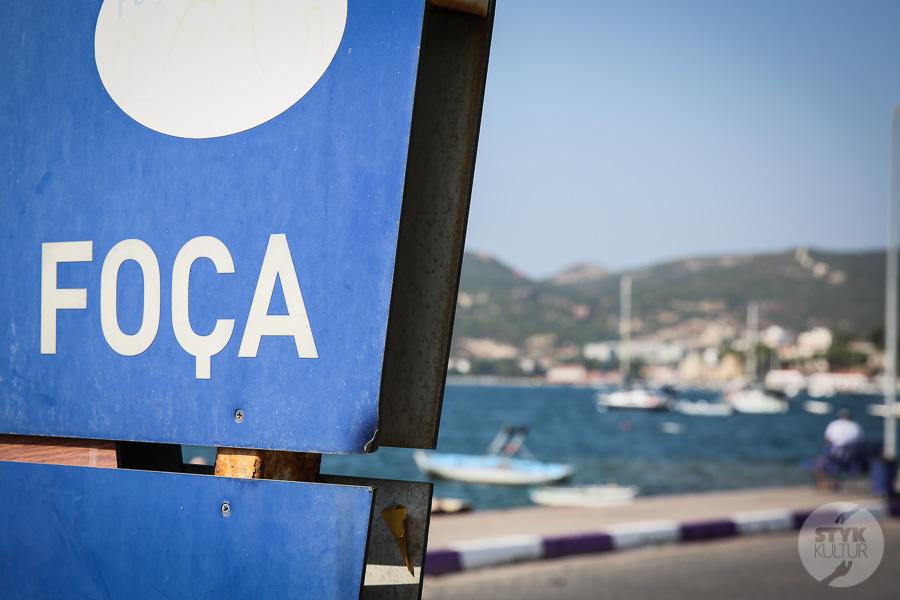 DO7A0003 Eski Foça   urokliwy turecki kurort nad Morzem Egejskim
