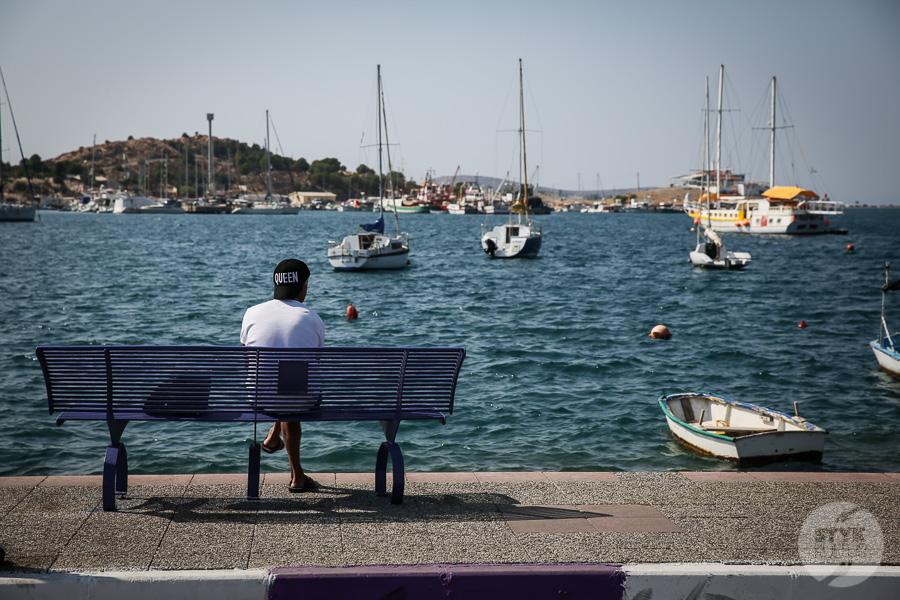 DO7A0006 Eski Foça   urokliwy turecki kurort nad Morzem Egejskim