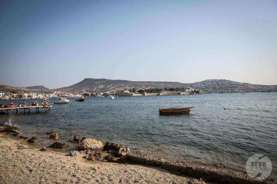 DO7A0125 Eski Foça   urokliwy turecki kurort nad Morzem Egejskim