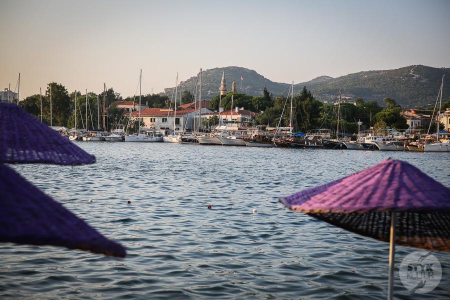 DO7A0202 Eski Foça   urokliwy turecki kurort nad Morzem Egejskim