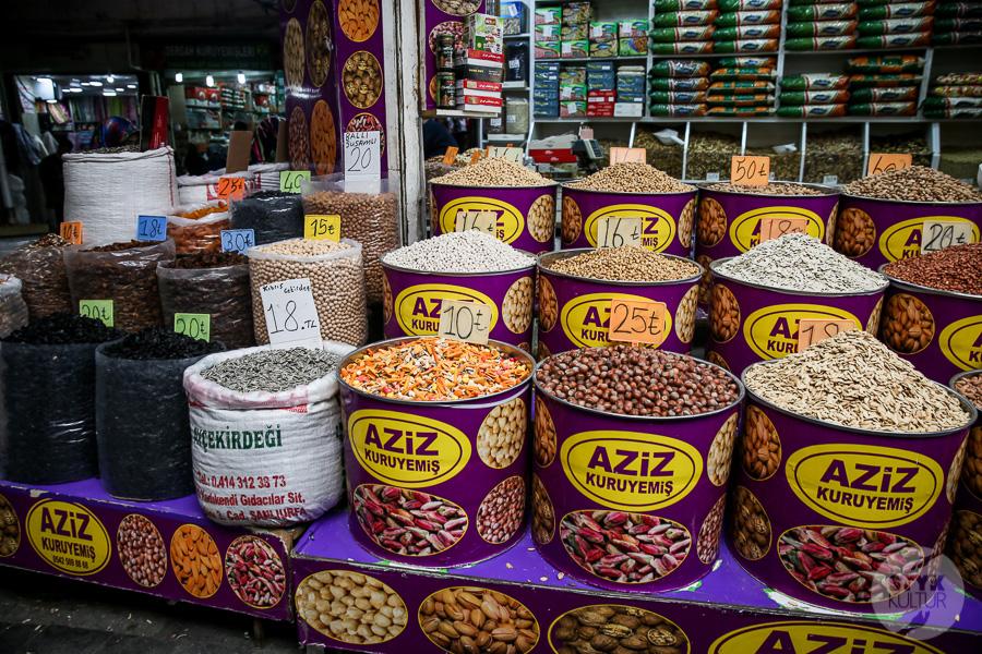 Bazar Sanliurfa 8 Zakupy: co kupić w Turcji, jak się targować i czego unikać
