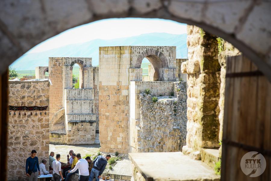 Wtorek 8060 Znikające starożytne miasto Hasankeyf w południowo wschodniej Turcji