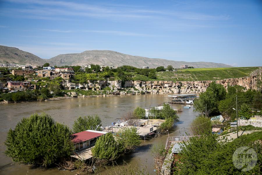 Wtorek 8105 Znikające starożytne miasto Hasankeyf w południowo wschodniej Turcji