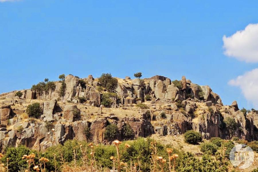 assos21 Starożytne Assos w Turcji, w pobliżu wsi Behramkale