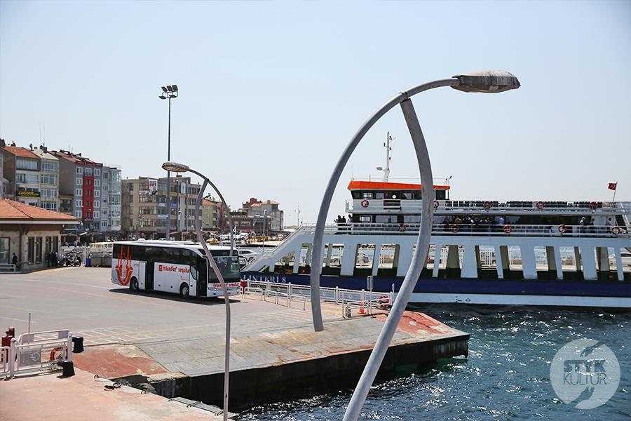 canakkale30 Çanakkale, Turcja   miasto nad cieśniną Dardanele [atrakcje, zabytki, koń trojański]