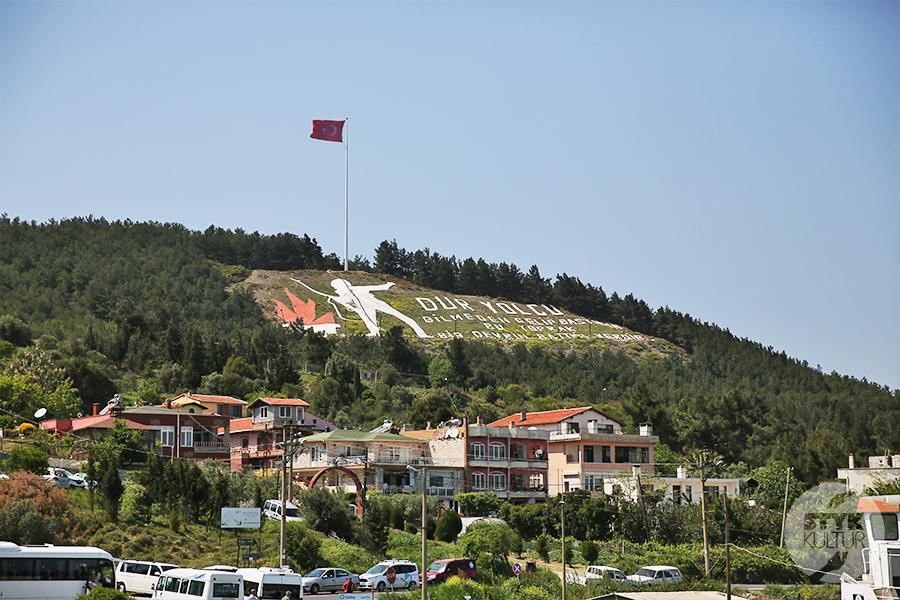 canakkale33 Çanakkale, Turcja   miasto nad cieśniną Dardanele [atrakcje, zabytki, koń trojański]