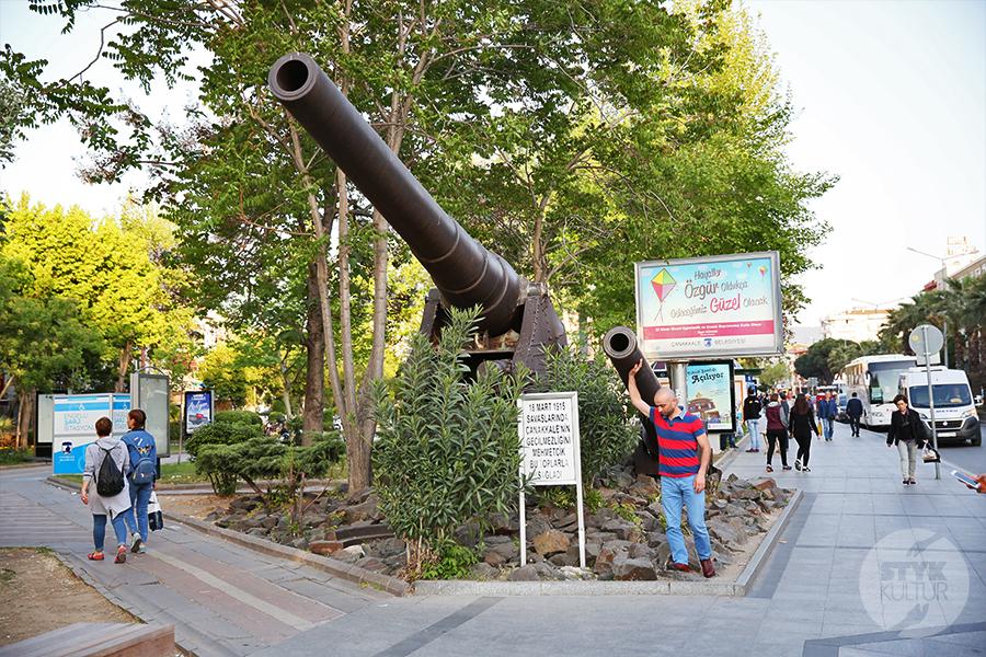 canakkale8 Çanakkale, Turcja   miasto nad cieśniną Dardanele [atrakcje, zabytki, koń trojański]