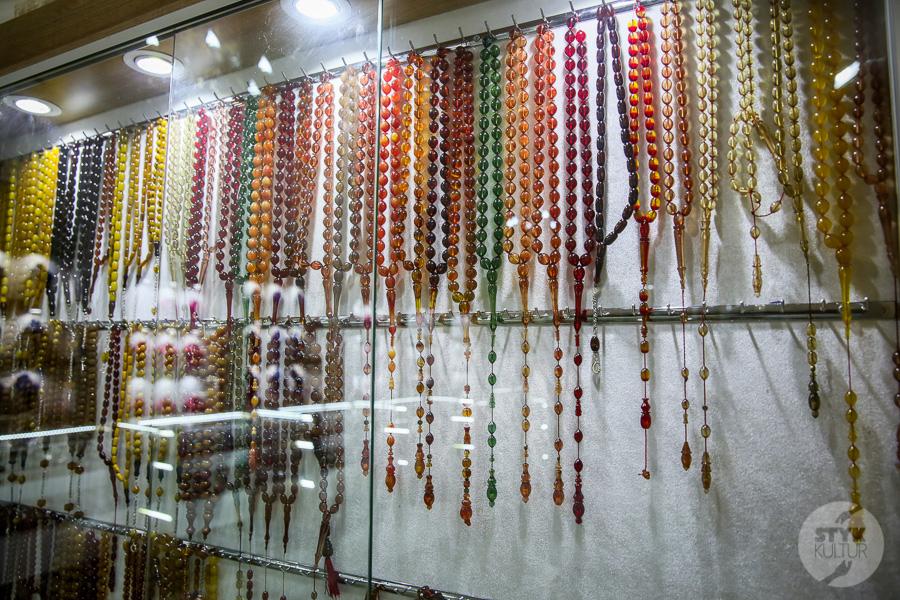tespih Dlaczego muzułmanie noszą różaniec? Tespih, czyli muzułmański sznur modlitewny.
