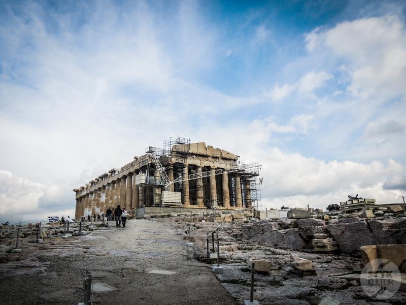 Ateny 12 of 42 Akropol w Atenach   jedna z największych atrakcji Grecji