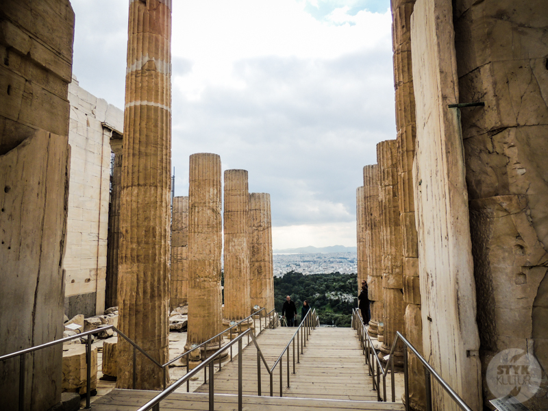 Ateny 13 of 42 Akropol w Atenach   jedna z największych atrakcji Grecji
