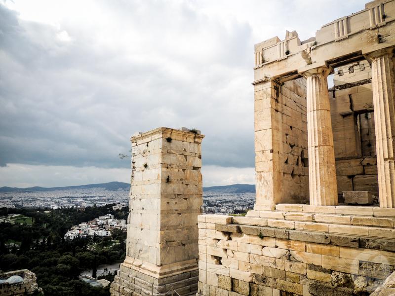 Ateny 14 of 42 Akropol w Atenach   jedna z największych atrakcji Grecji