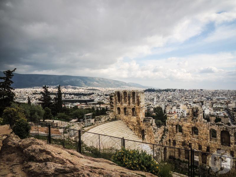 Ateny 15 of 42 Akropol w Atenach   jedna z największych atrakcji Grecji