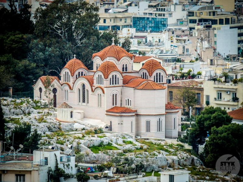 Ateny 56 of 1 Akropol w Atenach   jedna z największych atrakcji Grecji