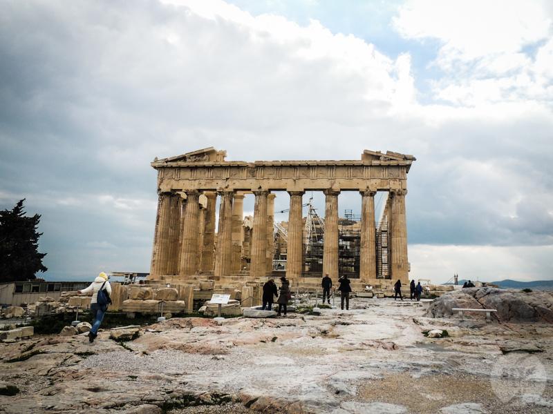 Ateny 7 of 42 Akropol w Atenach   jedna z największych atrakcji Grecji