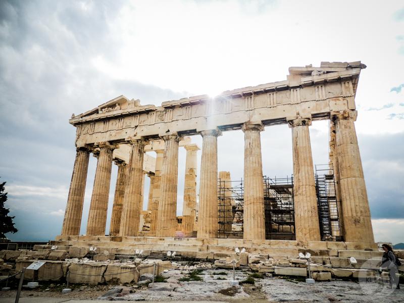 Ateny 8 of 42 Akropol w Atenach   jedna z największych atrakcji Grecji