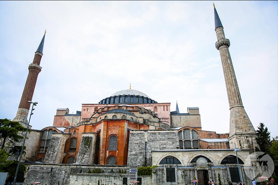 AyaSophia 1 Hagia Sophia w Stambule   jedna z najwspanialszych budowli świata