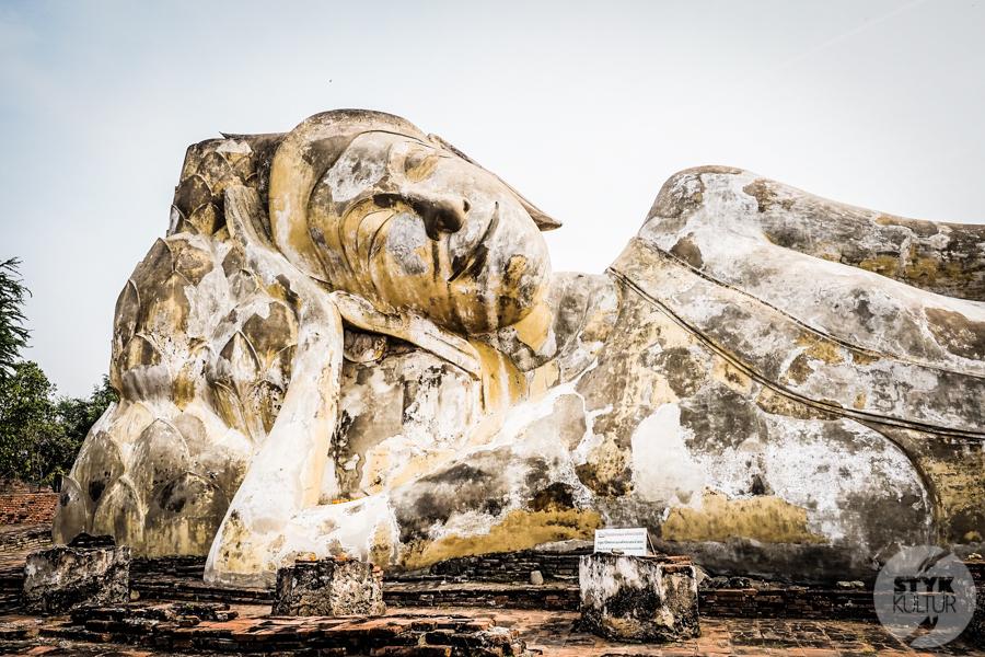 Ayutthaya 12 of 31 Ayutthaya   wycieczka do dawnej stolicy Tajlandii