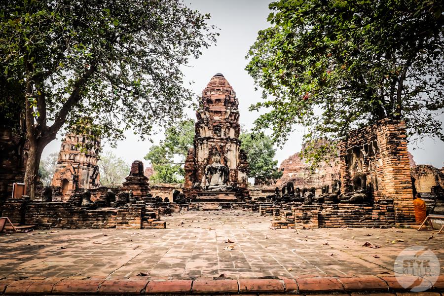 Ayutthaya 18 of 31 Ayutthaya   wycieczka do dawnej stolicy Tajlandii