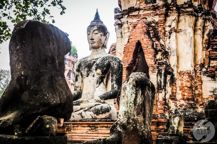 Ayutthaya 19 of 31 Ayutthaya   wycieczka do dawnej stolicy Tajlandii
