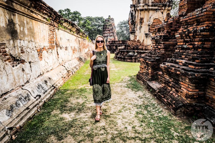 Ayutthaya 22 of 31 Ayutthaya   wycieczka do dawnej stolicy Tajlandii