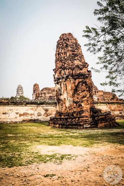 Ayutthaya 23 of 31 Ayutthaya   wycieczka do dawnej stolicy Tajlandii