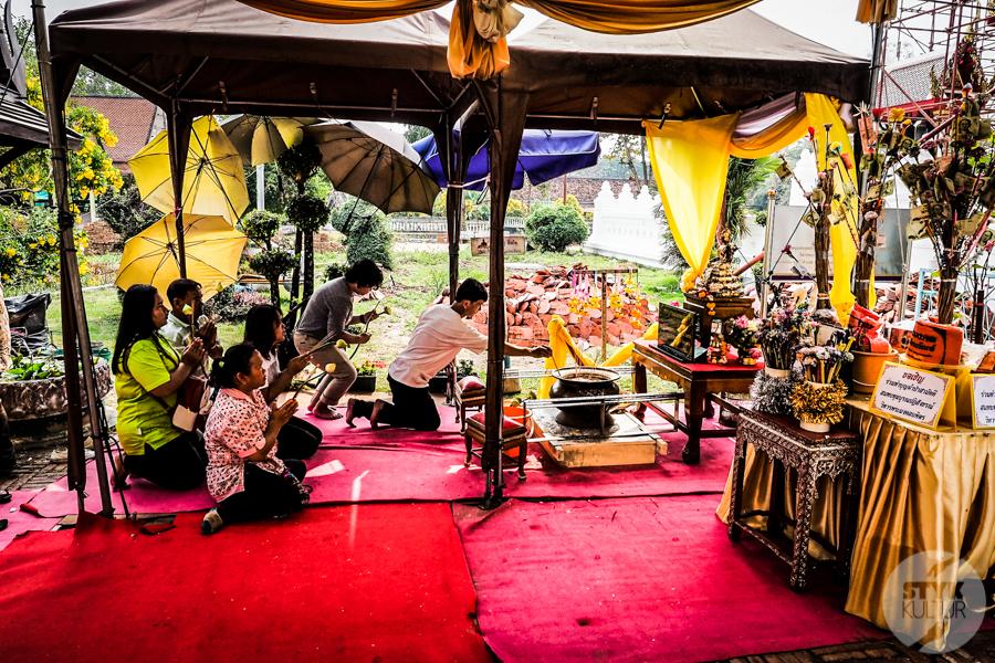 Ayutthaya 25 of 31 Ayutthaya   wycieczka do dawnej stolicy Tajlandii