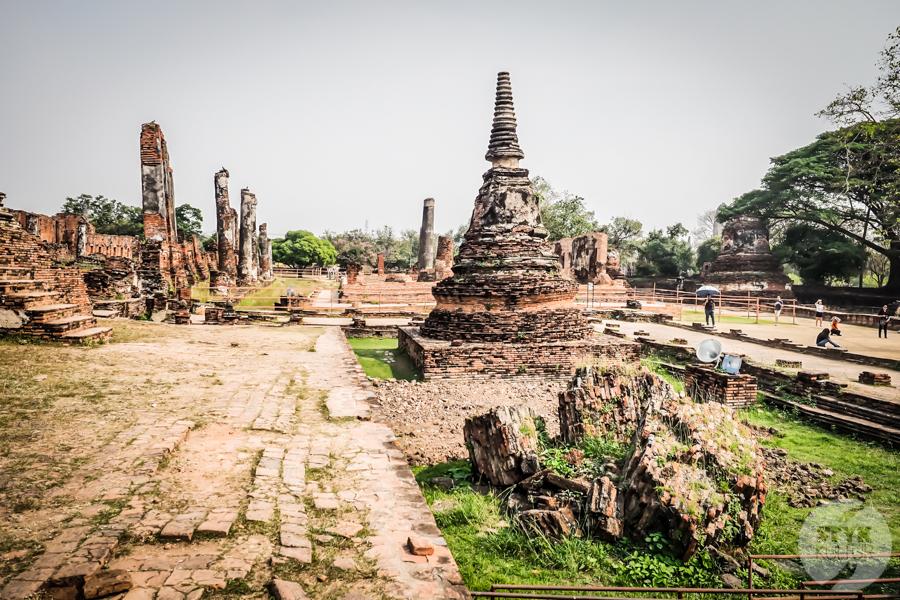 Ayutthaya 30 of 31 Ayutthaya   wycieczka do dawnej stolicy Tajlandii