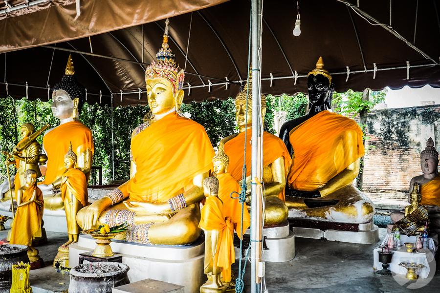 Ayutthaya 4 of 31 Ayutthaya   wycieczka do dawnej stolicy Tajlandii