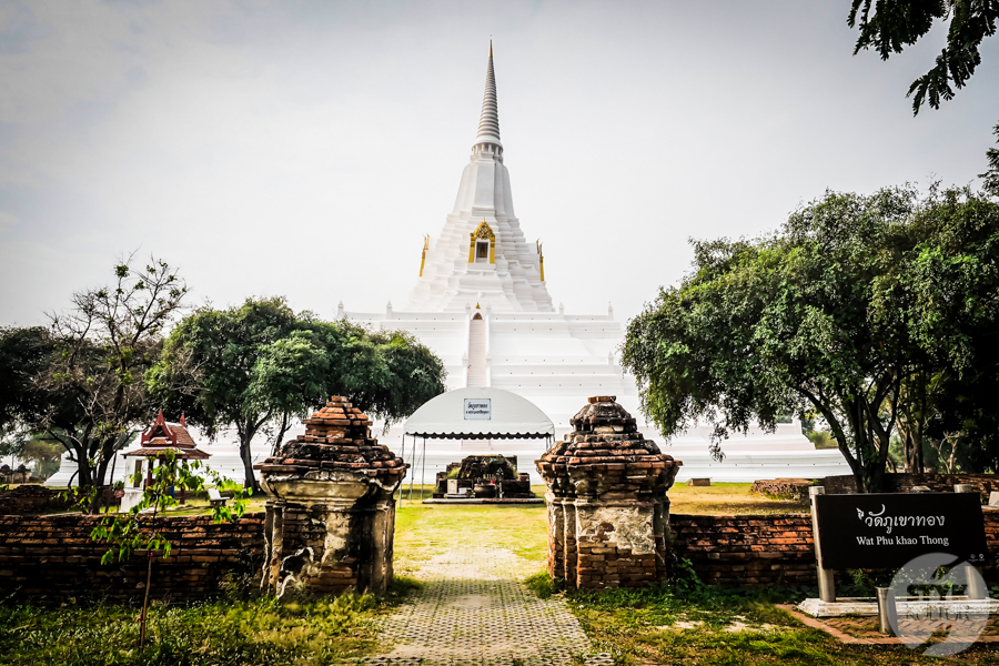 Ayutthaya 7 of 31 Ayutthaya   wycieczka do dawnej stolicy Tajlandii