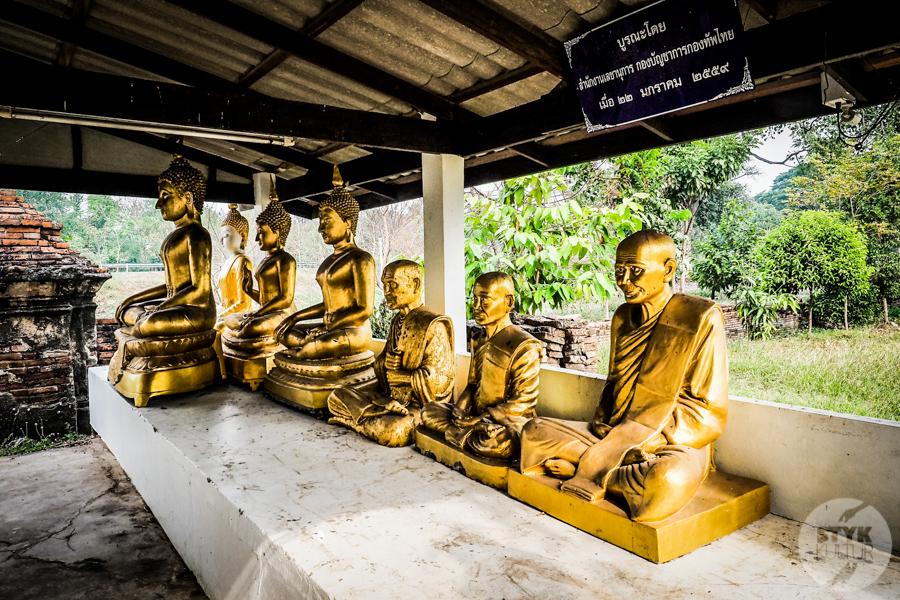 Ayutthaya 9 of 31 Ayutthaya   wycieczka do dawnej stolicy Tajlandii
