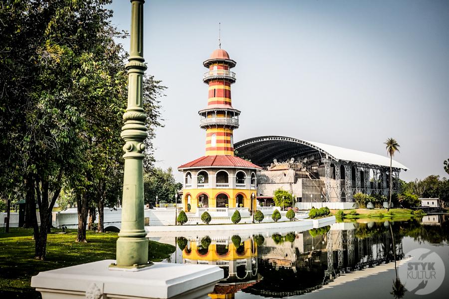 Bang 15 of 16 Pałac Bang Pa In   atrakcje turystyczne okolic Bangkoku