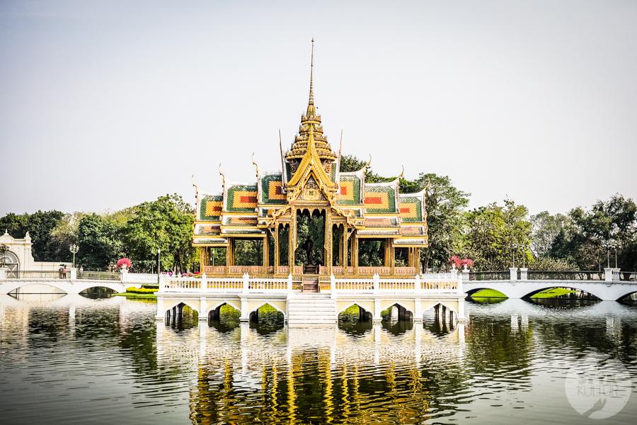Bang 4 of 16 Pałac Bang Pa In   atrakcje turystyczne okolic Bangkoku