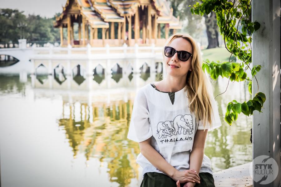 Bang 9 of 16 Pałac Bang Pa In   atrakcje turystyczne okolic Bangkoku