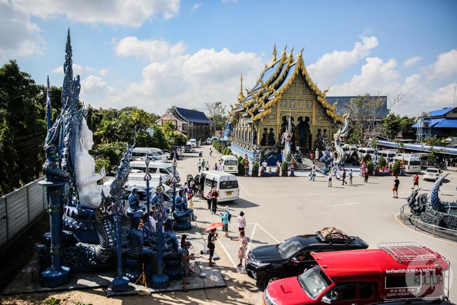 BlueTemple 13 of 18 Blue Temple   słynna niebieska świątynia na północy Tajlandii