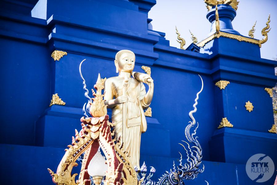 BlueTemple 17 of 18 Blue Temple   słynna niebieska świątynia na północy Tajlandii