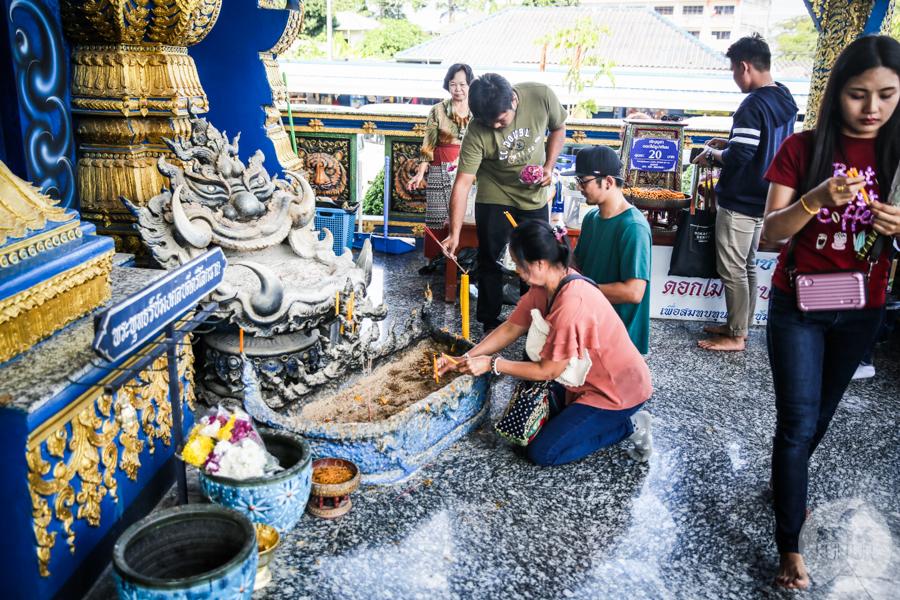 BlueTemple 4 of 18 Blue Temple   słynna niebieska świątynia na północy Tajlandii