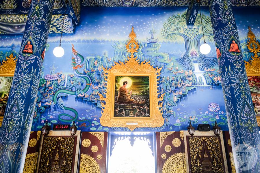 BlueTemple 6 of 18 Blue Temple   słynna niebieska świątynia na północy Tajlandii